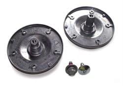 Опоры барабана (2шт) для стиральной машины Whirlpool 480110100802 - фото 28499