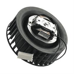 Мотор вентилятора с крыльчаткой, для микроволной печи WHIRLPOOL, 481236178029 - фото 28552
