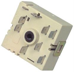 Переключатель мощности конфорок EGO 50.55021.100 для электроплит Whirlpool 481227328265 - фото 42674