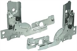Петли дверные (2 шт) для посудомоечной машины Electrolux 50286437004 - фото 48385