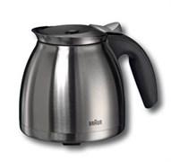 Колба металлическая для кофеварки Braun Impression 67050581