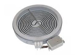 Нагревательный элемент конфорки для плиты Whirlpool 145 мм (Heating element 145mm 1200W) 481231018887