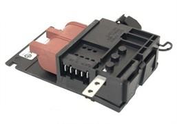 Блок электроподжига 4х контактный с блоком клем для газовой плиты Whirlpool 481214208005