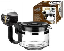 Универсальная колба для кофеварки Whirlpool (12/15 чашек) WPRO 484000000317