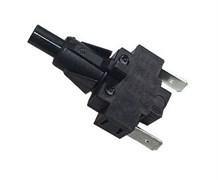 Кнопка включения розжига (2 контакта) для плиты Ariston C00045793