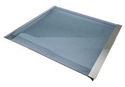 Крышка верхняя стеклянная для плит Indesit Ariston C00077452