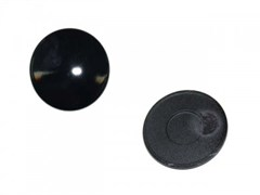 Крышка рассекателя (эмалированная) d50мм Indesit Ariston C00092492