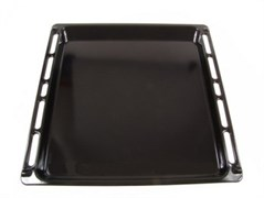 Противень эмалированный 403x389мм для плит 50см Indesit Ariston C00078391