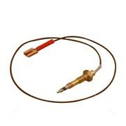 Термопара с клеммой (красная метка) для газовой плиты Indesit Ariston C00053178