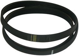 Ремень привода барабана 1195 h7 для стиральной машины Indesit Ariston C00089652