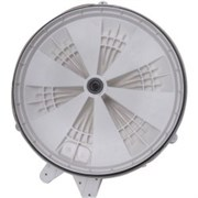 Крышка бака в сборе для стиральной машины Indesit Ariston C00089642