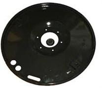 Крышка бака эмалированная для стиральной машины Indesit Ariston C00103440