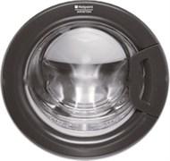 Люк серый для стиральной машины Ariston C00294779