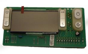 Плата управления с ппзу и дисплеем для стиральной машины Indesit Ariston C00143339