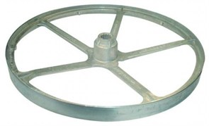Шкив для стиральной машины Indesit Ariston (D=180мм) C00055043