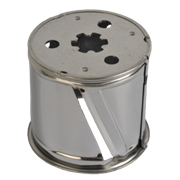 Барабанчик А (ломтики) для мясорубки Moulinex, SS-989855