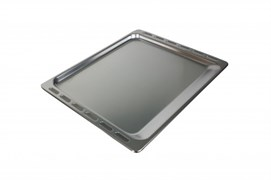 Противень алюминиевый для плит Whirlpool (445x375x16) 481241838127