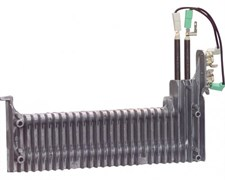 Нагревательный элемент 2300W-1T18275001 сушильного барабана для стиральной машины Whirlpool 481231028307