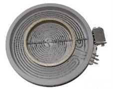 Конфорка электрическая для поверхности Whirlpool 180/120мм 1800/750W 480121101742