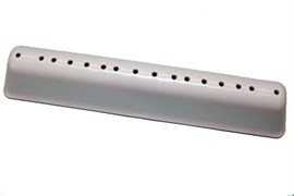 Ребро барабана для стиральной машины Whirlpool (16 отверстий 280мм) 480111104173