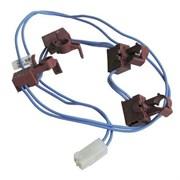 Шлейф микровыключателей поджига поверхности Whirlpool 481227138495