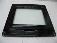 Контрдверца со стеклом для духовки Indesit C00077449
