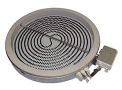 Конфорка стеклокерамика D=175mm 1700W 230V для плит Whirlpool 481231018889