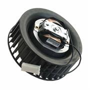 Мотор вентилятора с крыльчаткой для микроволной печи Whirlpool 481236178029