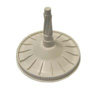 Шестерня с валом для кухонного комбайна Moulinex MS-4785104