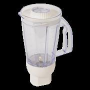 Блендерная чаша 1000мл для кухонного комбайна Moulinex MS-5A12150