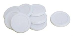 Крышка круглой баночки для йогуртницы Tefal в наборе 8 шт SS-989691