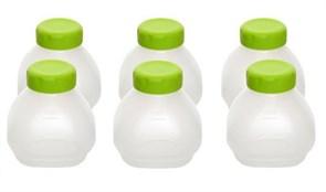 Набор бутылочек для йогуртницы Tefal 6шт XF102032