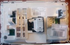 Плата модуль управления для стиральной машины Whirlpool 480111104666