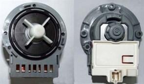Помпа ASKOLL 34W (cпаренные клеммы под фишку) для стиральной машины Indesit Ariston C00283641