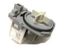 Помпа Askoll M50 для стиральной машины Indesit Ariston (крепление на 3-х защелках) C00266228