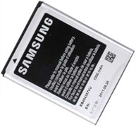 Аккумуляторная батарея 1200 MAh, для телефона Samsung S5302 Galaxy Pocket Dual Sim Black, GH43-03557B