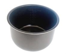 Чаша мультиварки Moulinex черная, 5л D=240mm H=140mm, SS-994575