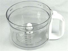 Чаша 1200 мл основная кухонного комбайна Kenwood KW714284