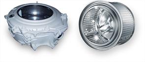 Бак в сборе для стиральной машины Indesit Ariston C00282801