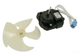Вентилятор (двигатель и крыльчатка) для холодильника Indesit Ariston C00283664