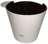 Фильтр для кофеварки Braun белый 63111660