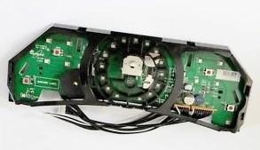 Модуль индикации стиральной машины Whirlpool 481070284431
