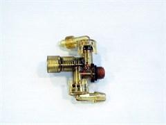 Клапан By-Pass в сборе 3х-ходовой для кофеварки Ariete AT4026001000