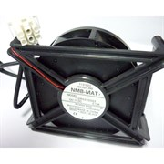 Вентилятор 12V 110R037D043 для морозильной камеры Ariston C00293764