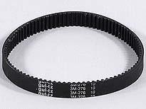 Ремень насадки ломтерезки AT340 для кухонного комбайна Kenwood ЗМ-276-10 KW712354