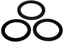Кольца уплотнительные для мельнички AT320A кухонного комбайна Kenwood KW676756 (3шт D=77мм)
