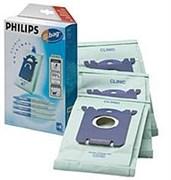 Набор мешков (4шт) FC8022/04 для пылесоса Philips 883802204010