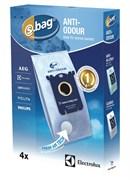 Мешок из микроволокна S-Bag Anti-Odour E203B для пылесоса Philips 9001684597 9001660068 (900166006)