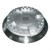 Горелка - рассекатель средняя для газовой плиты Indesit C00136244 (D=65мм)
