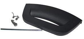 Ручка люка стиральной машины Indesit C00288568